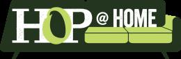 Hop at Home logo