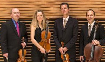 St. Lawrence String Quartet article