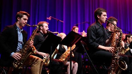Coast Jazz Ensemble: Ellington/Strayhorn update