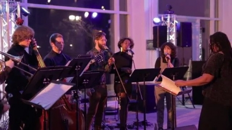 jazz singers performing at Thursday Night Live