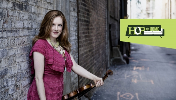 Hop@Home: Who We Are with DBR with Rachel Barton Pine