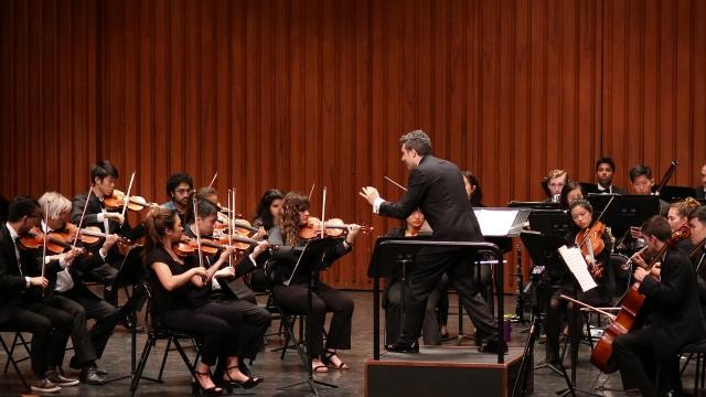 Hopkins Center Ensembles