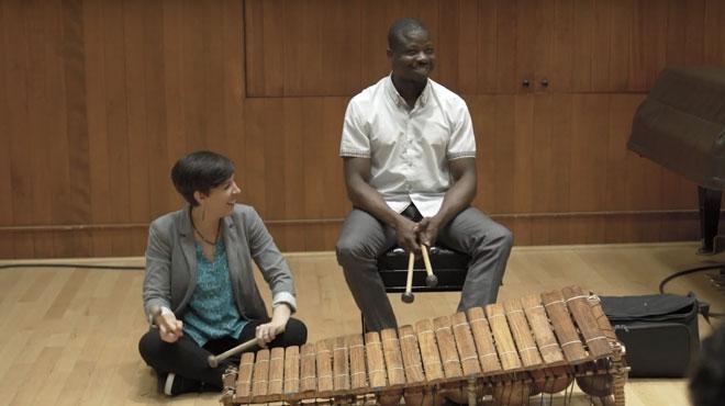 The Language-Music Connection - Mamadou Diabaté