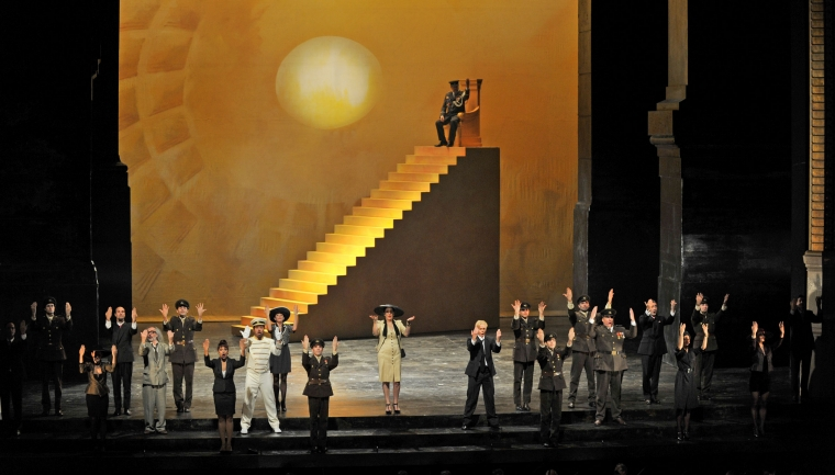 The Met Opera in HD: Agrippina