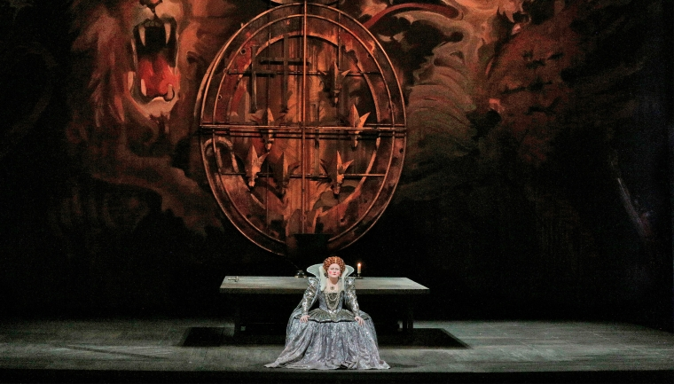 The Met Opera in HD: Maria Stuarda