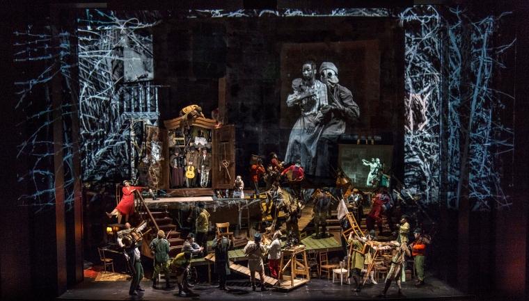 The Met Opera in HD: Wozzeck