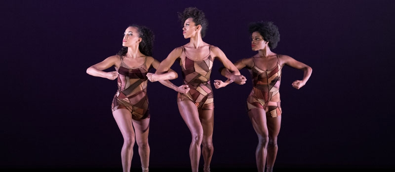 Dancers from Dance Theatre of Harlem